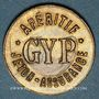 Coins Assurances Urbaine et Seine - Accidents. Bronze. 22,47 mm