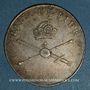 Coins Autriche. François II (1792-1806). Jeton de couronnement, 14 juillet 1792