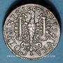 Coins Besançon. Co-gouverneurs. Pierre Mareschal, seigneur & baron de Bouclans... Jeton cuivre 1667