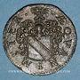 Coins Besançon. Co-gouverneurs. Pierre Mareschal, seigneur & baron de Bouclans... Jeton cuivre 1669