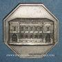 Coins Bordeaux. Caisse d'Epargne. Jeton argent 1819