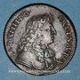 Coins Bourgogne. Louis XIV. Prise de Besançon. Jeton cuivre 1674
