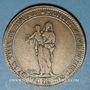 Coins Bourgogne. Mairie de Beaune. P. Gillet. Jeton cuivre 1719