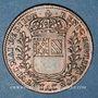 Coins Bourgogne. Mairie de Dijon. B. Boulier. Jeton cuivre 1666
