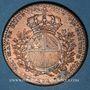 Coins Bourgogne. Mairie de Dijon. J. Burteur. Jeton cuivre 1733