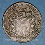 Coins Bourgogne. Mairie de Dijon. Jacques Soirot. Jeton cuivre 1654