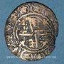 Coins Bourgogne. Mairie de Dijon. Jean de Saulx (maire 1426-1427 et 1430-1433). Jeton cuivre