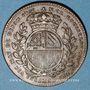 Coins Bourgogne. Mairie de Dijon. N. Cl. Rousselot. jeton cuivre 1766