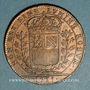 Coins Bourgogne. Mairie de Dijon. Nicolas Labotte. Jeton cuivre 1713