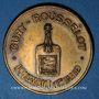 Coins Bourmont (52). Gury - Rousselot. La Cordelière, liqueur des Chanoines de la Mothe en Lorraine, jeton