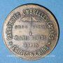 Coins Châlons-sur-Marne (51). Artige Champel (25 rue d'Orfeuil), parapluies,..., Jeton publicitaire