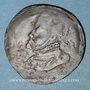 Coins Comté de Bourgogne. Dôle. Chambre des comptes. Philippe II (1556-1598). Jeton cuivre 1591