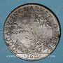 Coins Conseil du Roi. Louis XIII. Jeton cuivre 1611