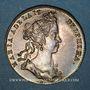 Coins Dauphiné. Marie Adelaïde de Savoie. Jeton argent 1712