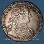 Coins Election de Paris. Louis XV. Jeton argent n. d.
