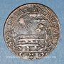 Coins Etats d'Artois. Prise d'Arras. Louis XIV (1643-1715). Jeton cuivre n. d.