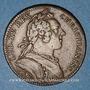 Coins Etats de Bourgogne. Jeton cuivre 1749