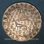 Coins Etats de Bretagne. Jeton argent n. d. (1657-1675), à l'hermine passante.