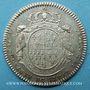 Coins Etats de Bretagne. Louis XVI. Jeton argent 1774