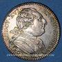 Coins Etats de Bretagne. Louis XVI. Jeton argent 1786