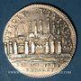Coins Etats du Cambrésis - Cambrai. Jeton argent 1678