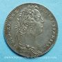 Coins Extraordinaire des Guerres. Louis XV. Jeton argent 1732