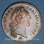 Coins Flandre. Etats de Lille. Jeton cuivre 1737