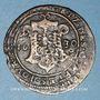 Coins Franche-Comté. Besançon. Chambre des comptes. Ferdinand II. Jeton cuivre 1630