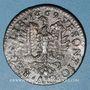 Coins Franche-Comté. Besançon. Co-gouverneurs. Charles Bouvot. Jeton cuivre 1669