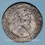 Coins Franche-Comté. Besançon. Co-gouverneurs. Pierre Sauget. Jeton cuivre 1624