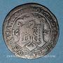 Coins Franche-Comté - Besançon. Jeton de bannière de Saint-Quentin, 1623
