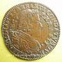Coins Hainaut. Valenciennes. Jeton cuivre 1657