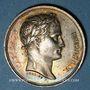 Coins Imprimerie impériale. Napoléon I. Jeton argent 1809. Sans poinçon