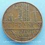 Coins Kiss FM. 105.7. Publicité sur pièce de 10 francs
