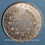 Coins Le Havre. Caisse d'Epargne. Jeton argent 1822