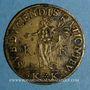 Coins Le Perche. François d'Alençon. Jeton laiton n.d.
