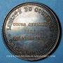 Coins Liberté de courtage. Jeton argent 1866. Gravé par Bonnet. 37 mm