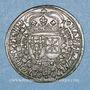 Coins Louis XIII (1610-1643). Jeton laiton