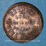 Coins Lyon (69). Hernies Paul Janton - Force, Bien-Etre, Agilité par le Bandage. Jeton publicitaire