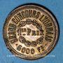 Coins Lyon (69). Le Petit Parisien. Grand Concours Lyonnais, 1er prix, 5 000 Fs