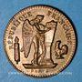 Coins Lyon (69). P. Bailly - Chapellerie (10 rue de la Barre, 24 rue Terme). Cours Gambetta. Jeton