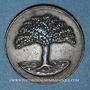 Coins Lyon (69). Restaurant Garbit-Fougère. N° 26. Jeton cuivre