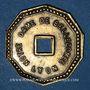 Coins Lyon (69). Société de Saint Louis de Gonzague. Notre Dame de Bellecombe. Jeton publicitaire