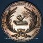 Coins Lyon. Avoués près le Tribunal de 1ère Instance. Jeton argent 1851. Sans poinçon