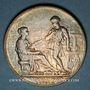 Coins Lyon. Chambre de Commerce. 1702-1880. Jeton argent
