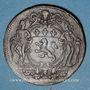 Coins Lyon. Série Municipale. J. B. Flachat, seigneur de St Bonnet. Jeton cuivre 1753
