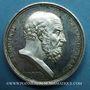 Coins Lyon, Société de Médecine, jeton argent. Sans poinçon