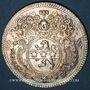 Coins Lyon. Trésoriers généraux. Berthaut. Jeton argent