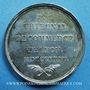Coins Lyon, Tribunal de commerce, jeton argent 1835. Poinçon : lampe antique