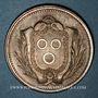 Coins Mâcon. Caisse  d'Epargne. Jeton argent rond (1834)